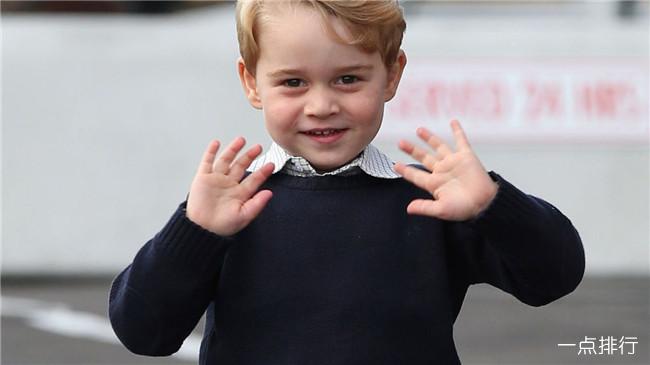 盘点世界上最富有的5个孩子,乔治王子居榜首
