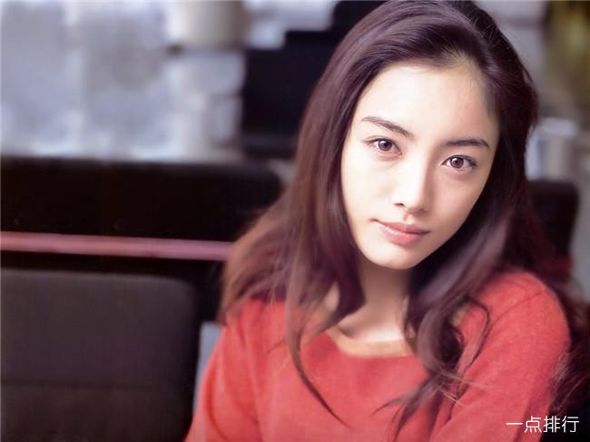 日本美女名人谁最漂亮 盘点日本十大美女名人