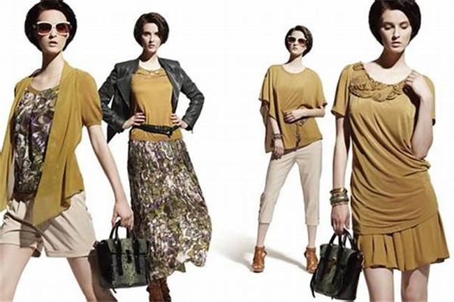 10个适合妈妈穿的女装品牌排行 娜尔思排第一