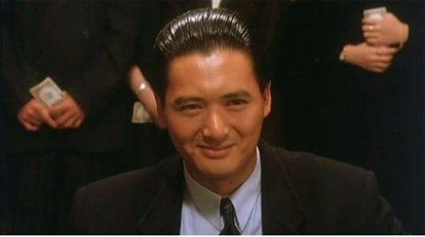 香港最有实力的男明星演员排行,周润发排第一