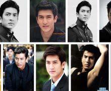 泰国有名的男演员杰西达邦