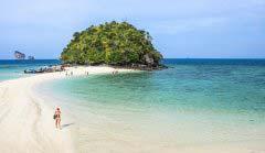 泰国旅游必去景点--甲米攻略(2)之海天一线