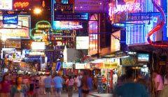 泰国旅游必去景点-芭提雅攻略(2)之芭提雅夜市