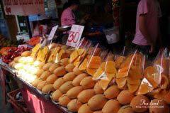 泰国曼谷小吃美食街攻略
