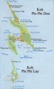 带你认识不一样的泰国甲米(皮皮岛)旅游攻略