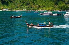 泰国普吉岛-甲米-皮皮岛旅游行程路线攻略