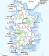 普吉岛著名的海滩有哪些?10个必去海滩!