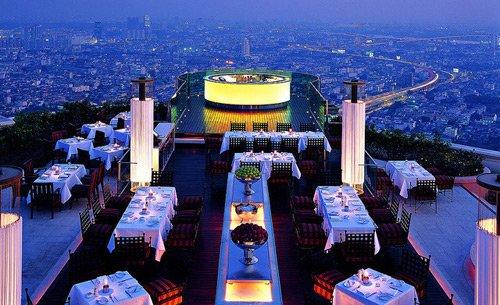 2016 曼谷美食攻略(建兴酒家 /曼谷安全套餐厅/MK火锅/水门鸡饭/ 曼谷高空景观餐厅等)