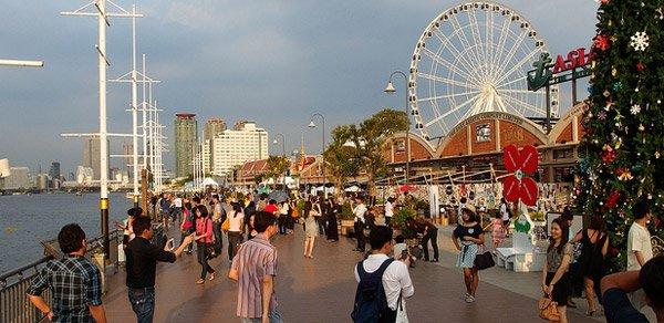 义乌 Night Market: 太详细了!曼谷各个购物中心商场的攻略大全_巴拉排行榜