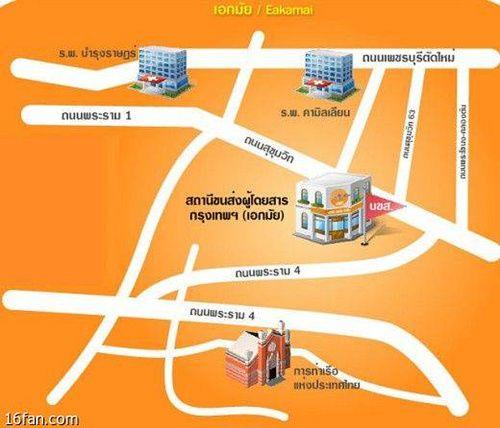 (详细图文)曼谷火车,汽车站线路