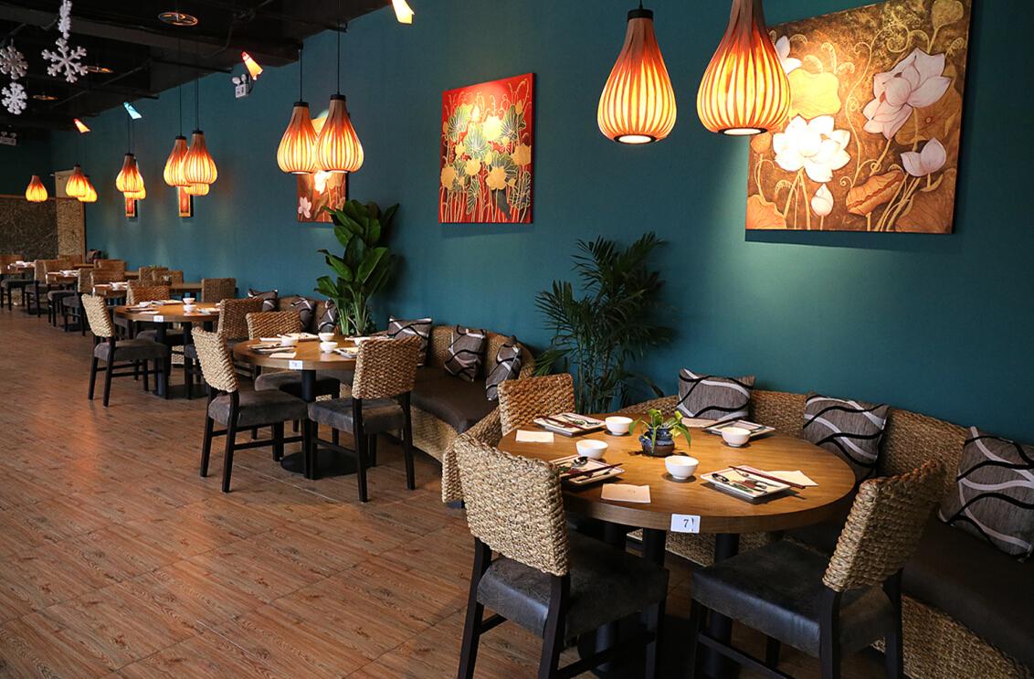 泰国的中餐厅都有哪些?