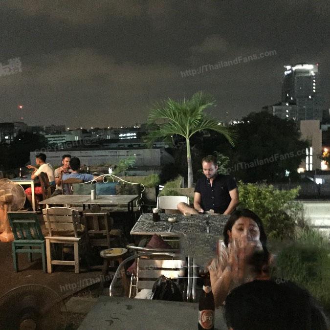 推荐一家曼谷比较便宜的(露天)天空酒吧
