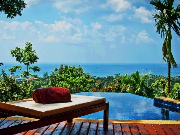 泰国涛岛适合度蜜月的酒店推荐