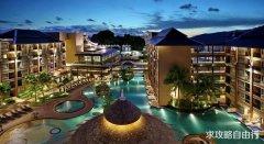 普吉岛五星级酒店推荐--葡萄酒园诺富特度假酒店