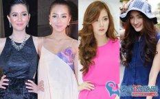 泰国娱乐圈几位怎么也红不起来的女明星