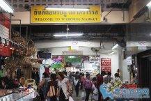 清迈最大的传统购物市场--瓦洛落市场