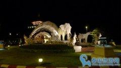 清迈著名的热门景点--夜间动物园