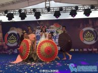2016年泰国嘉年华活动在昆明盛大开幕