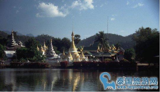 泰国夜丰颂府一个与世无争的小众景点