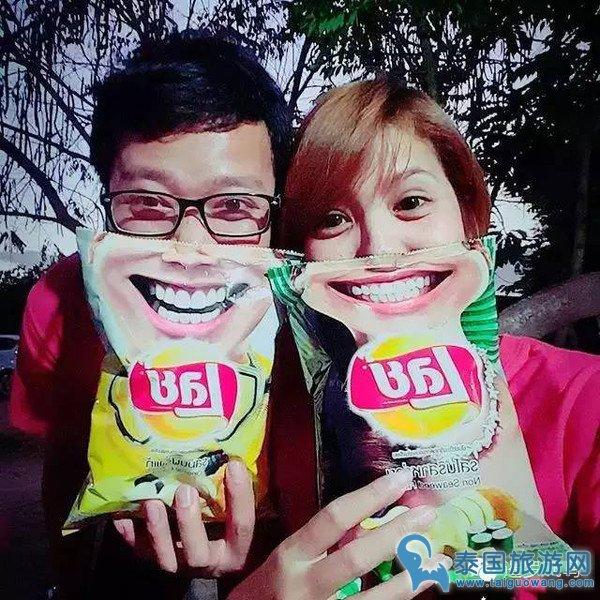 泰国711超市购物攻略--零食篇