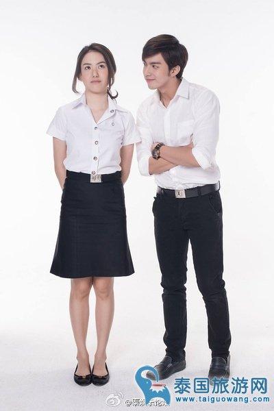 2016泰国青春偶像剧《学长们的秘密爱恋》大结局
