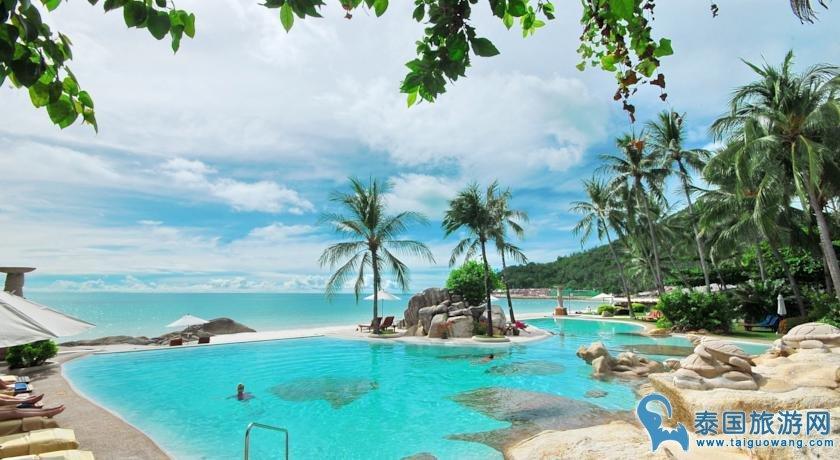 苏梅岛五星级酒店推荐--喜来登度假酒店