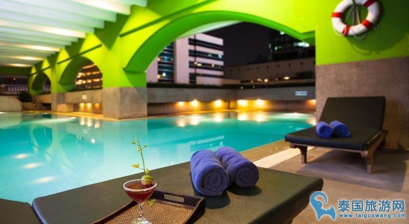 曼谷购物超级方便的酒店推荐--阿诺玛酒店