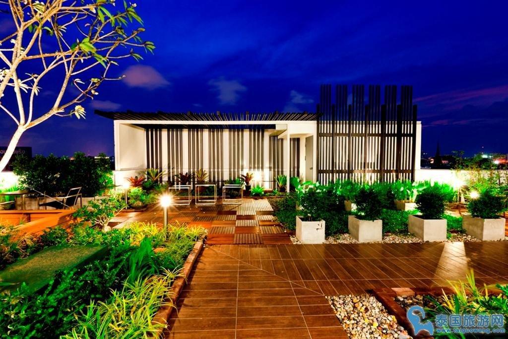推荐一家曼谷游泳池酒店--皇家公主兰朗酒店