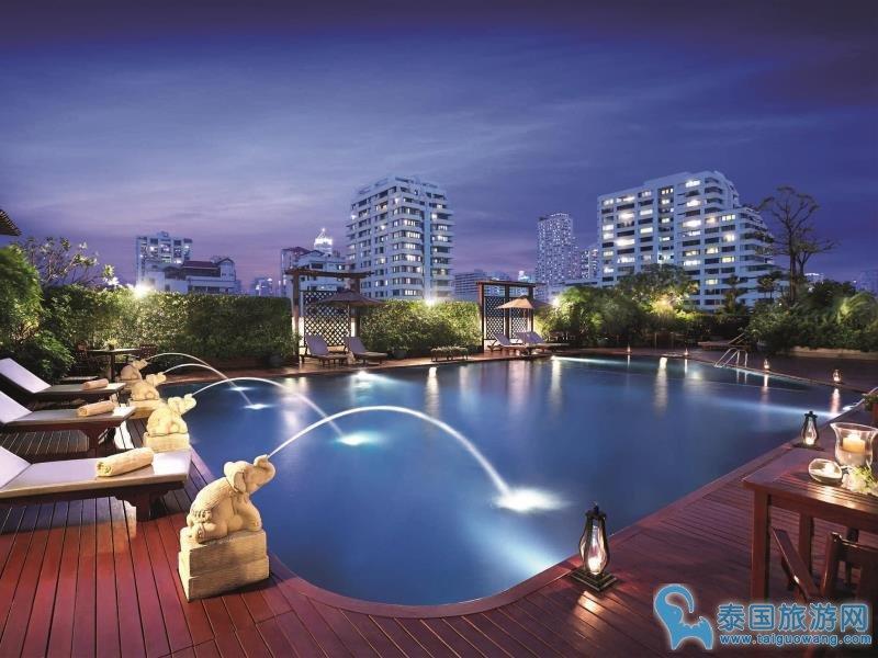 曼谷四星级的酒店住哪里好?