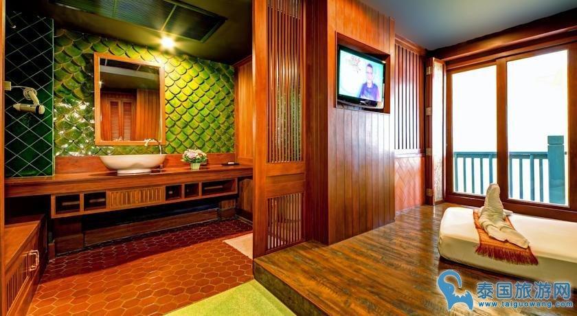 曼谷考山路或大皇宫附近酒店推荐--党真皮酒店