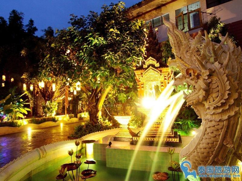 清迈一家具有泰国特色的旅店推荐