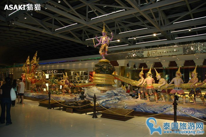 详解!!曼谷素万那普机场购物全攻略