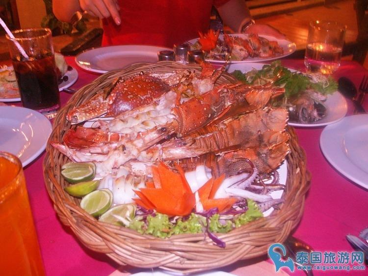 泰国普吉岛特色美食排行榜,隔着屏幕都在舔!