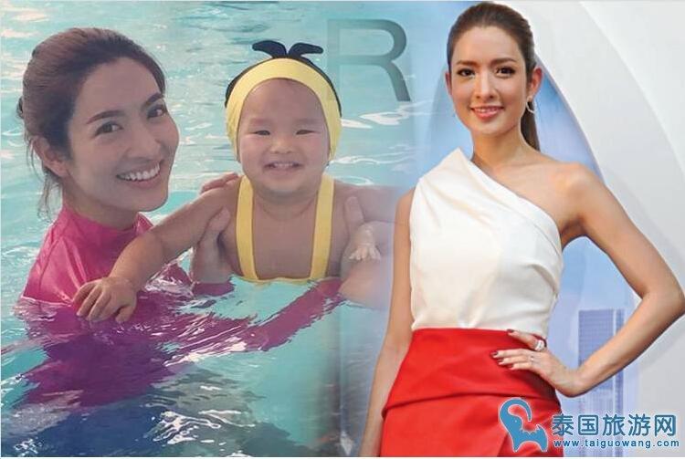 泰国女星Aff反击喷子:女儿正常发育