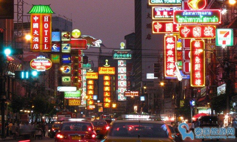 曼谷唐人街在哪/唐人街攻略