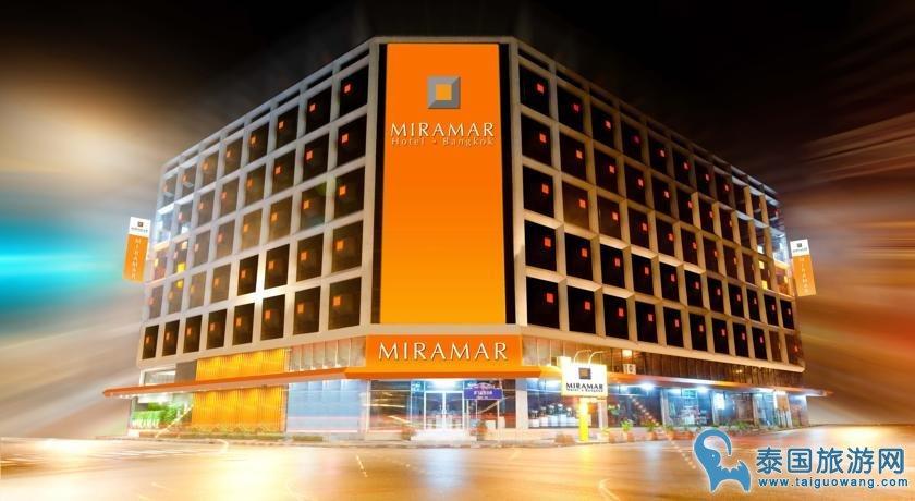 曼谷有中文服务的精品酒店:美丽华酒店