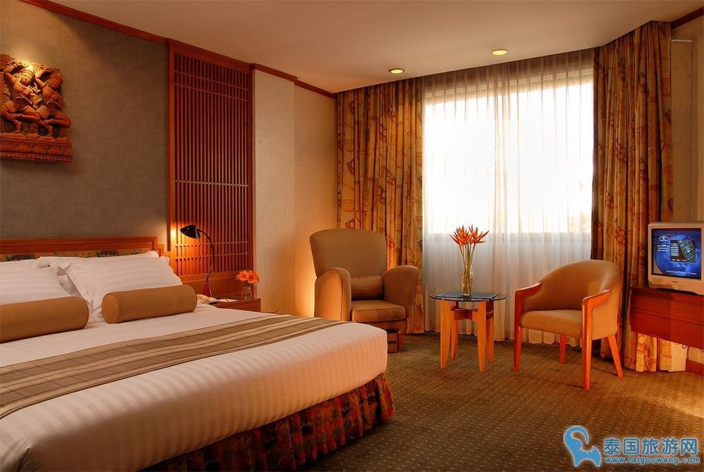 曼谷廊曼机场附近的酒店推荐:阿玛瑞廊曼酒店