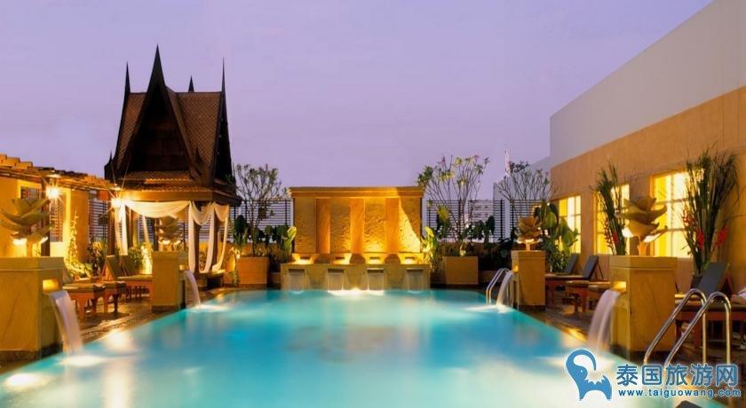推荐!曼谷性价比高的五星酒店:苏阁索酒店