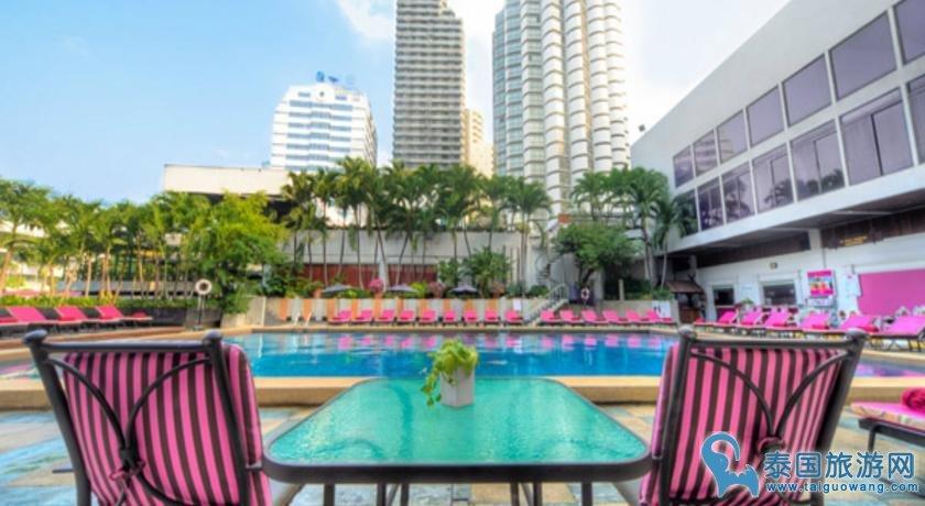 曼谷娜娜附近酒店推荐--曼谷大使酒店