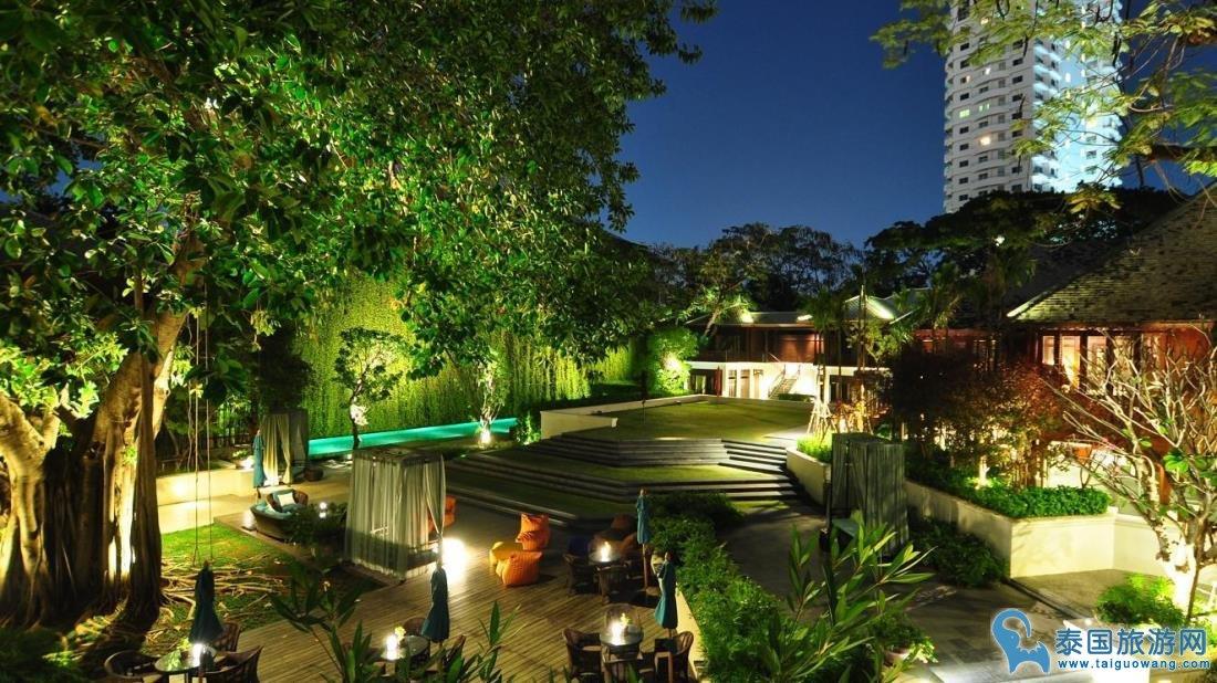 适合度假的酒店——137柱子之家酒店