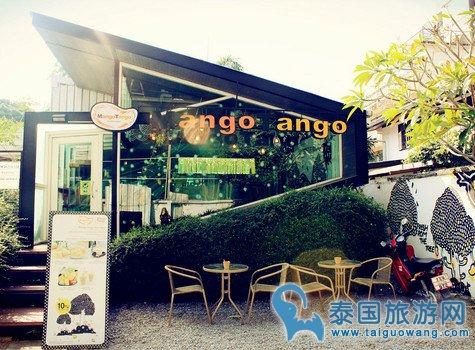 曼谷甜品店界的网红——Mango Tango(芒果探戈)