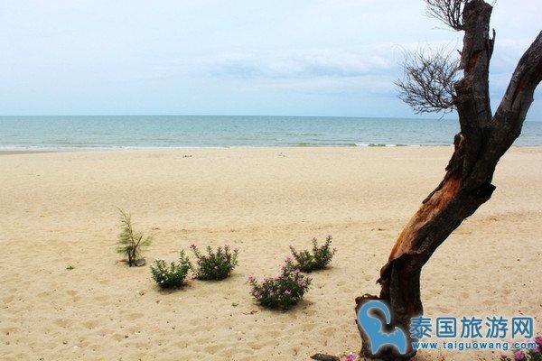 曼谷居民最喜欢的度假胜地——华欣海滩