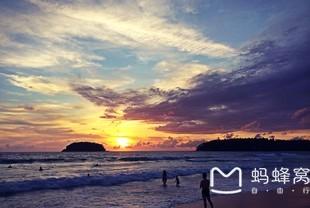 卡塔海滩带你感受小资情调
