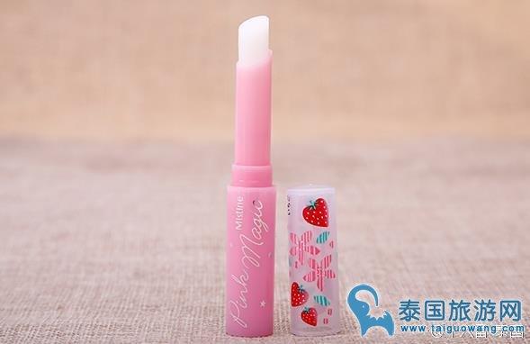 平价版的dior——泰国Mistine草莓变色润唇膏