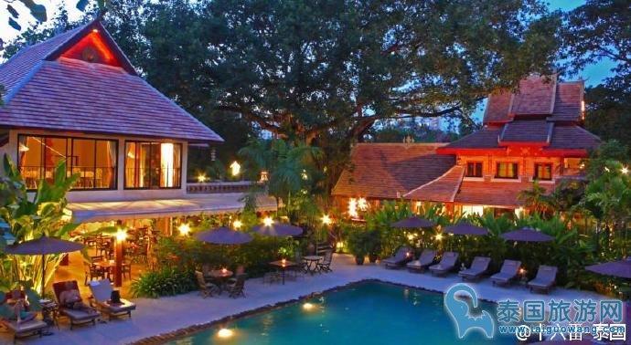 泰国兰纳风格酒店:阳康密乡村酒店