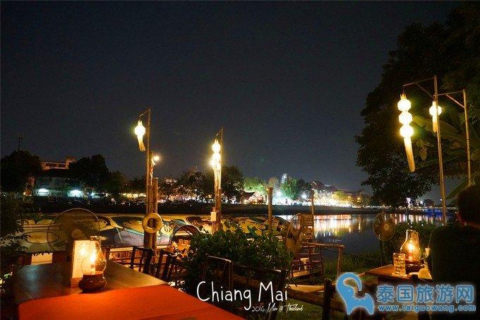 美式酒吧餐厅——河畔餐厅