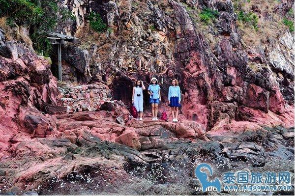 """泰国鲜为人知的神奇小众景点""""Kraben湾"""""""