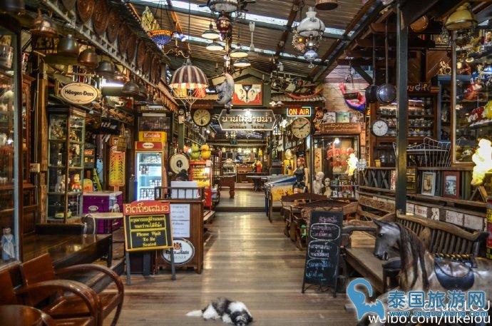 泰国鲜为人知的梦幻民间博物馆