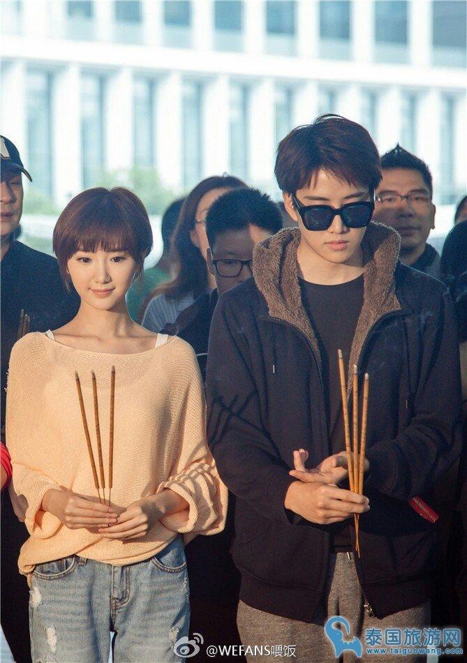 泰星Mike与毛晓彤搭档《美味奇缘》你们期待吗?