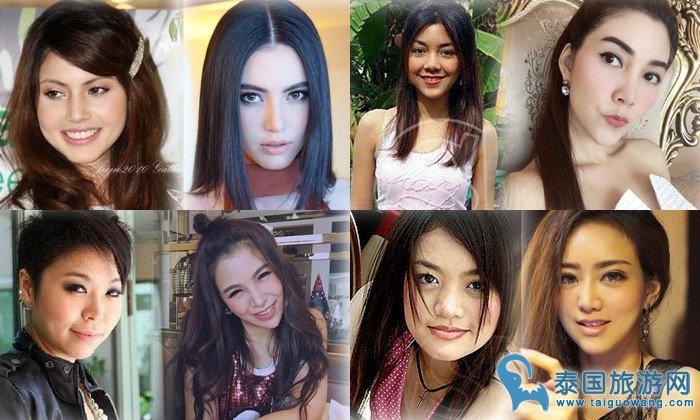 泰国女星瘦身前后对比照,这不是同一个人吧!每天瘦身5分钟分健身舞图片